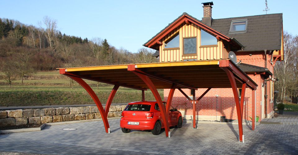 Carport in Elchingen